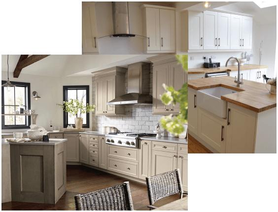 Kitchen Cabinets Mississauga - Classic Kitchen Designs
